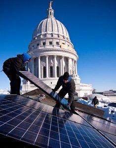 Capitol Solar Install