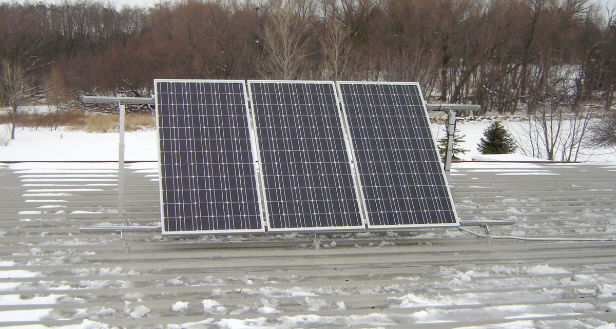 Solar Array - Electrical Systems & Services
